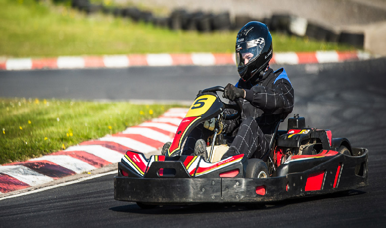 Karting Cheshire | Age 16+ Fun Days Out Go Karting Wigan Image 3