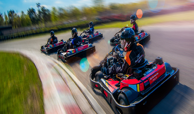 Karting Cheshire | Age 16+ Fun Days Out Go Karting Wigan Image 2