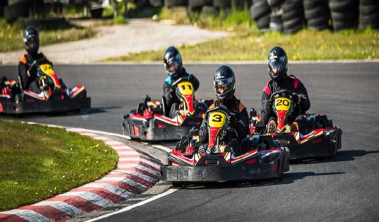 Karting Cheshire | Age 16+ Fun Days Out Go Karting Wigan Image 1