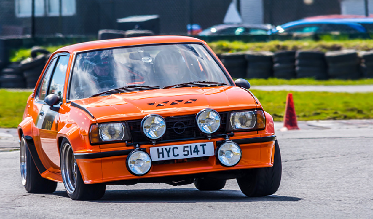 Car Track Days Gift Ideas for Driving Experiences in Lancashire Image 1