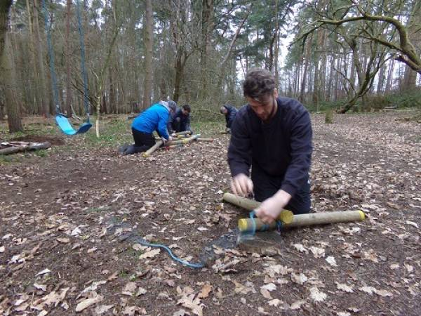 The Bushcraft Survival Experience Near York Suitable for Adults Image 1