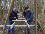 Thumbnail - The Bushcraft team building experience near York voucher experience Image 2