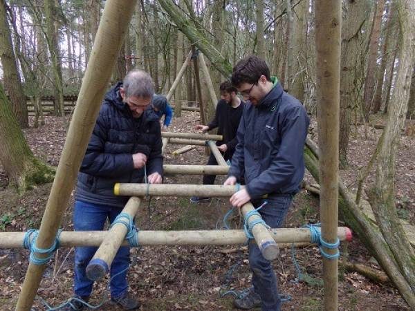 The Bushcraft team building experience near York voucher experience Image 3