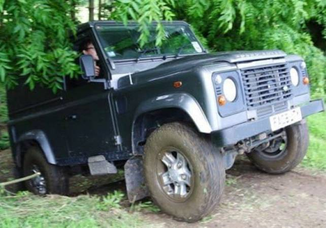 4x4 Off Road Driving Half Day  West Malling, Kent Image 1