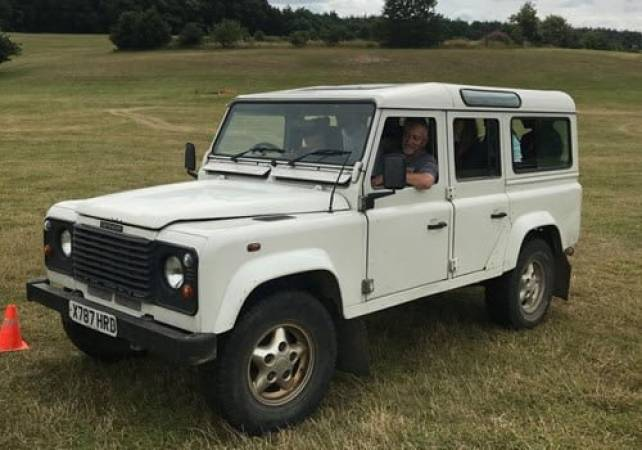 90 Minutes 4x4 Off Road Driving Experience  West Malling, Kent Image 4