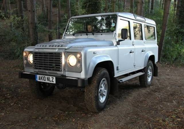 90 Minutes 4x4 Off Road Driving Experience  West Malling, Kent Image 1
