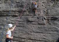 Half Day Rock Climbing and Abseiling Image 5 Thumbnail