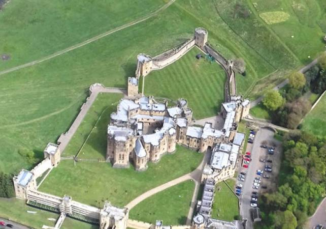 This amazing air tours flights in the North East of England Image 4