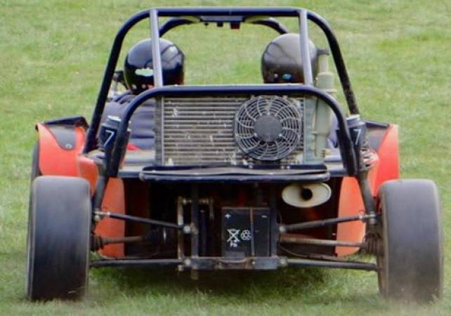 Apache Rally Car Driving  - West Malling, Kent for 11 years+ Image 4