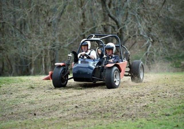 Apache Rally Car Driving  - West Malling, Kent for 11 years+ Image 3