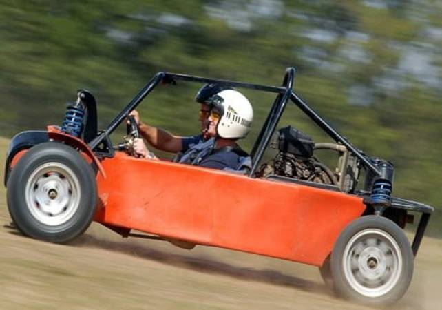 Apache Rally Car Driving  - West Malling, Kent for 11 years+ Image 2