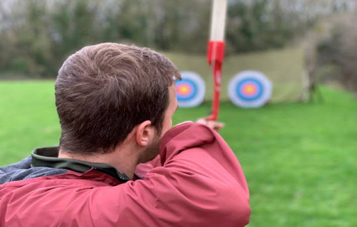 One Hour Archery  in Bristol and Suitable for All Levels Image 1