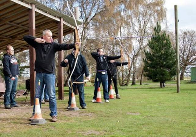 Archery For Adults in Nottingham Suitable for all Levels Image 1