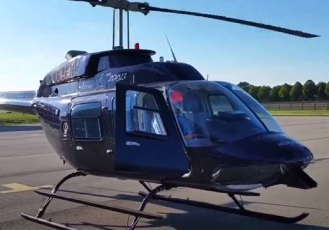 Bell 206 Jet Ranger Helicopter Newcastle, Suitable All Ages Image 1