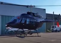 Bell 206 Jet Ranger Helicopter Image 1 Thumbnail