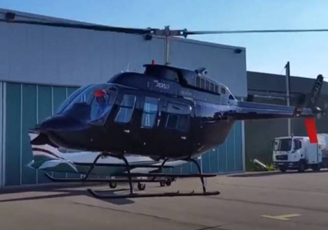 Bell 206 Jet Ranger Helicopter Newcastle, Suitable All Ages Image 2