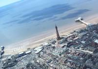 30 min Sightseeing Helicopter Tour Blackpool Image 0 Thumbnail