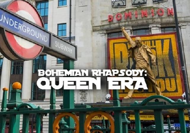 Bohemian Rhapsody - Freddie Mercury Private Tour in London Image 1