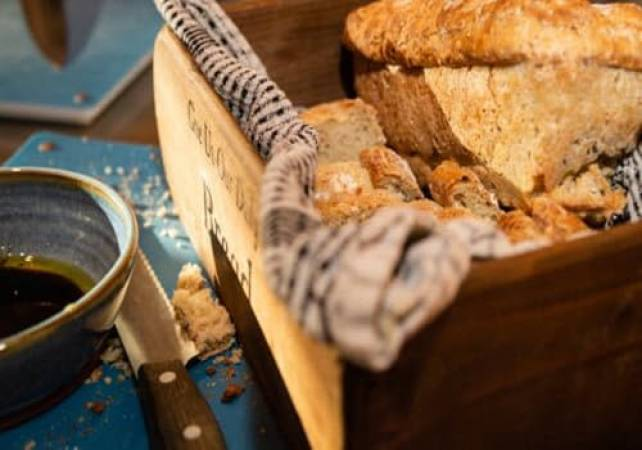 Bread Making Class  at Leading Cookery School in London Image 2