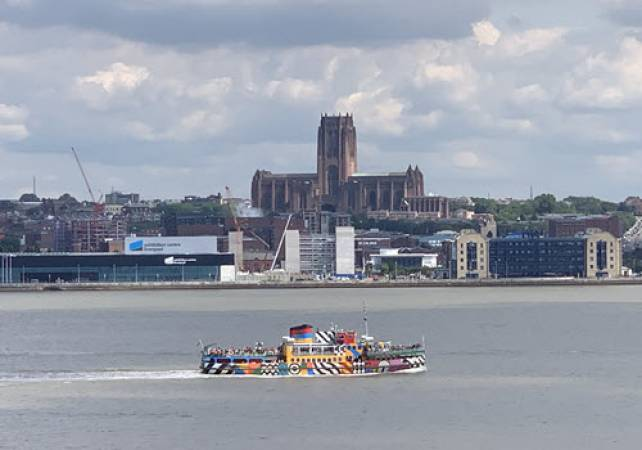 Beatles tour, walking, luxury car and ferry, Liverpool Image 1