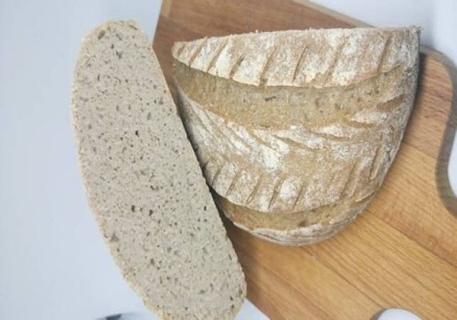 Three Hour Gluten Free Sourdough Bread Making  London Image 3