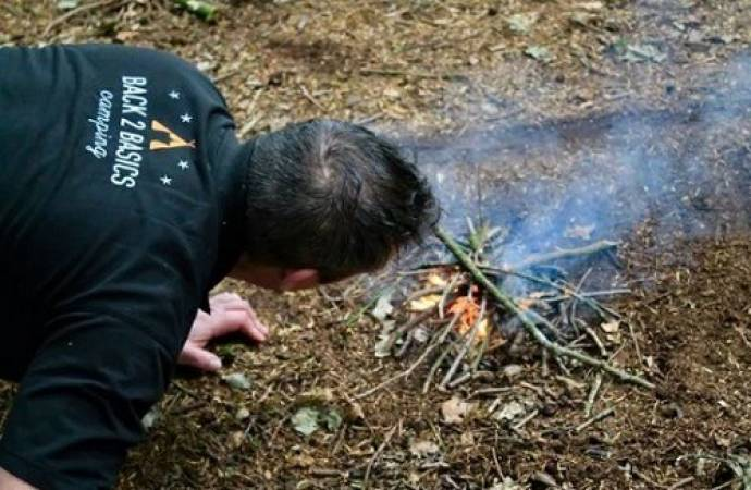 Bushcraft & Survival Course  - in Sherwood Forest Nottingham Image 2