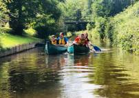 Day Out on Llangollen Canal in Kayak or Canoe Image 2 Thumbnail