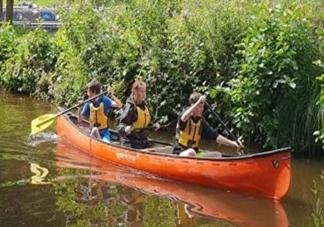 Canoe or Kayak Canal Trip in North Wales for all Ages Image 3