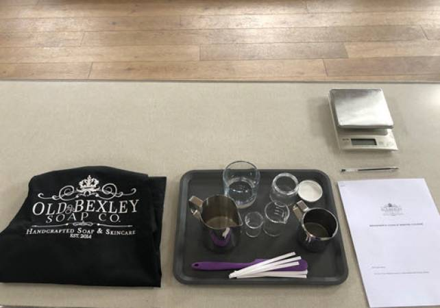 Candle Making with Afternoon Tea  - Kent, London Suitable for 18 years+ Image 2