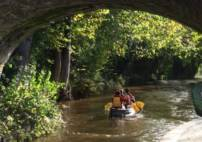 Day Out on Llangollen Canal in Kayak or Canoe Image 0 Thumbnail