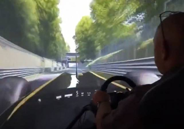 4D Full Motion Racing Car Simulator Experience in Newcastle, 10 Years + Image 2