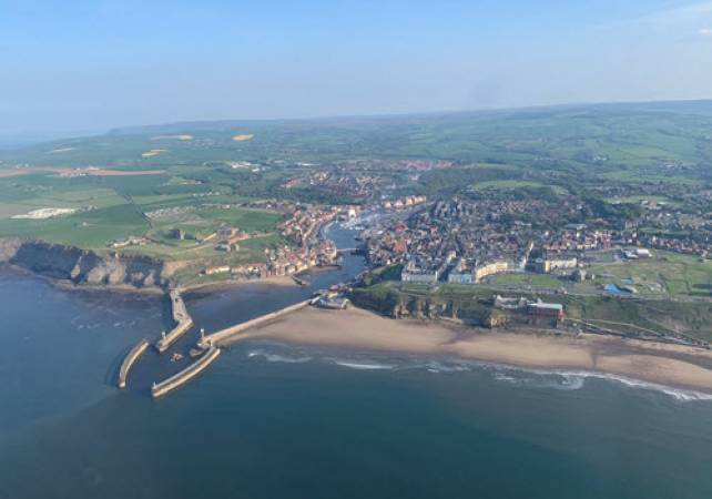 This amazing air tours flights in the North East of England Image 3