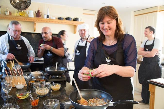 Taste of the World One Day Cookery Classes  - Available in Hertfordshire Image 1