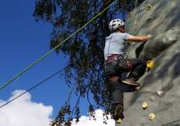 Thumbnail - Climbing and Abseiling Stirlingshire - Leading OUtdoor Activity for 8 Years+ Image 1