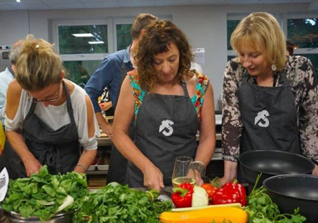 Cookery Class For Two | Dining Out With a Twist in Manchester Image 3