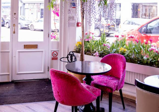 Afternoon Tea Bakery Covent Garden London - Add Prosecco & Gin Image 5
