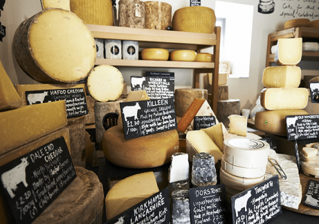 Artisan Cheese Making Course in Lancashire Gift Experience Image 2
