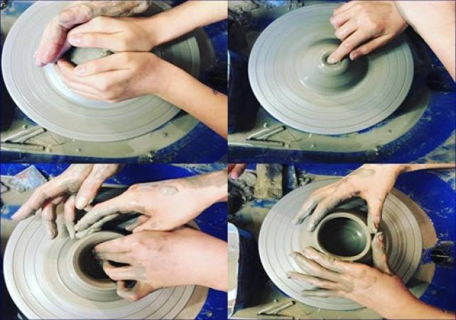 Pottery Classes Herefordshire - Gift Ideas For Him and Her Image 5