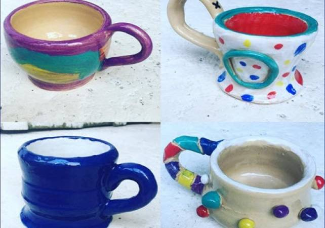 Pottery Classes Herefordshire - Gift Ideas For Him and Her Image 2