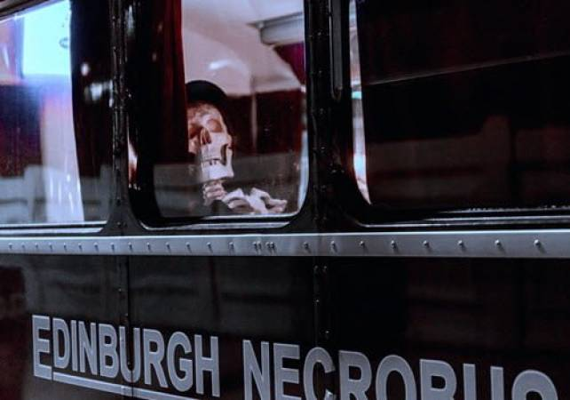 75 Minute Spooky Edinburgh Ghost Bus Tours  Suitable for All Ages Image 1