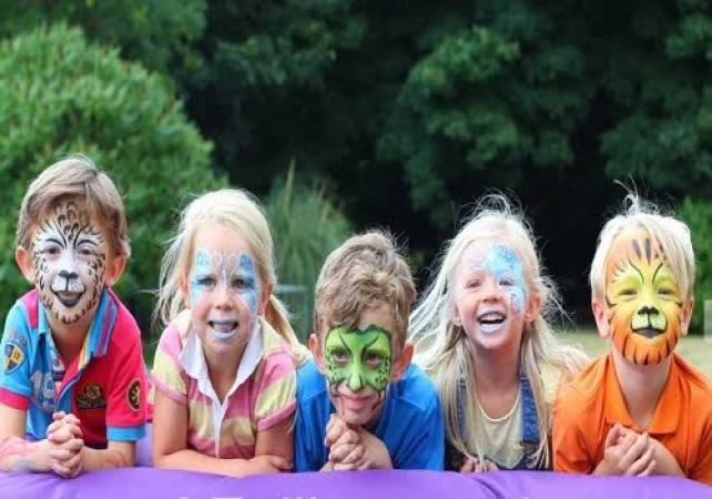 Face Painting class will introduce you to Face Painting London and Kent Image 4