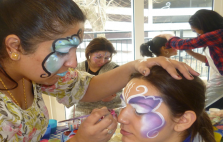 Thumbnail - Face Painting class will introduce you to Face Painting London and Kent Image 2