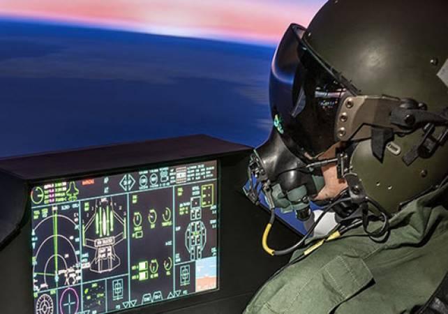 Flight Simulator | Top Gun Jet Fighter Experience in Newcastle, 8 Years + Image 2