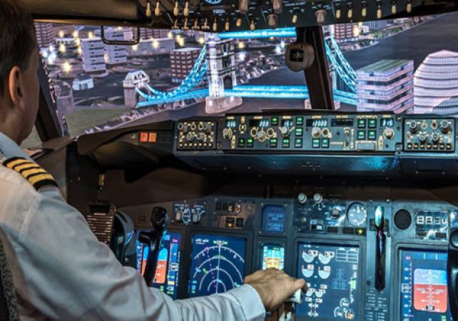 Flight Simulation Boeing 737 Newcastle, Suitable All Ages Image 1
