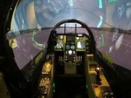 Thumbnail - Fighter Pilot experience flight simulator Falcon F-16 Yorkshire Image 0