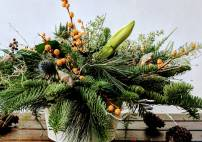 Thumbnail - Winter Flower Arranging Classes near Northamptonshire Image 3