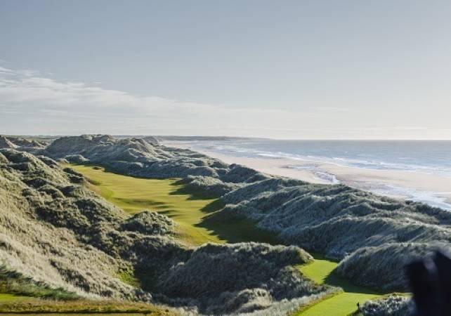 Golf coaching at Trump International Scotland Gift Experience Image 3