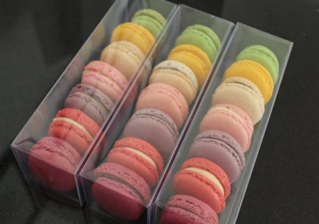 French Macaron Class voucher experience in Essex Image 2