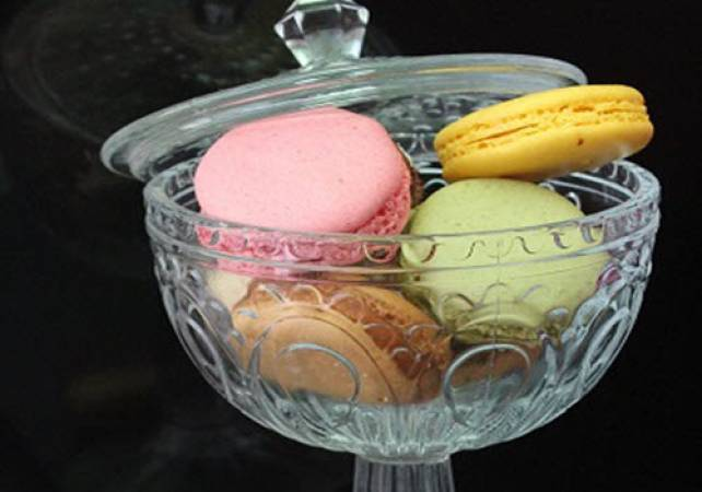 French Macaron Class voucher experience in Essex Image 1