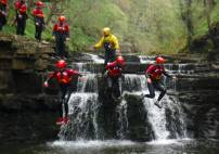 Thumbnail - Family Acitvity Day Out Ghyll Scrambling in Lake District For 7 years + Image 1